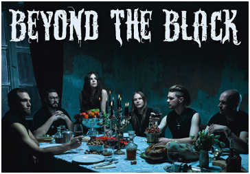 05.11.2016 - Glauchau - BEYOND THE BLACK