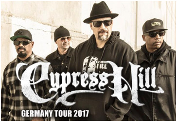 01.09.2017 - Leipzig - CYPRESS HILL