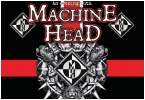 MACHINE HEAD am 25.02.2016 live in Dresden!