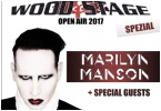 WOODSTAGE OPEN AIR mit MARILYN MANSON in Dresden!