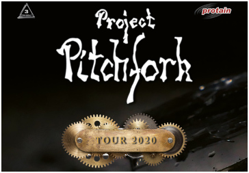 25.09.2020 - Dresden - PROJECT PITCHFORK