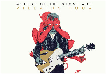 27.06.2018 - Dresden - QUEENS OF THE STONE AGE