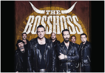 09.07.2021 - Dresden - THE BOSSHOSS