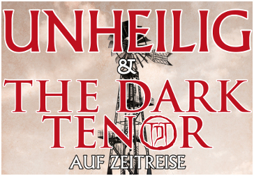 26.04.2018 - Dresden - UNHEILIG & THE DARK TENOR