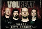 VOLBEAT + Airbourne & Crobot am 12.11.16 in Leipzig!
