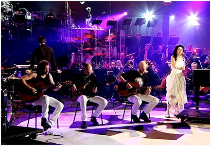 31.01.2014 - Erfurt - WITHIN TEMPTATION